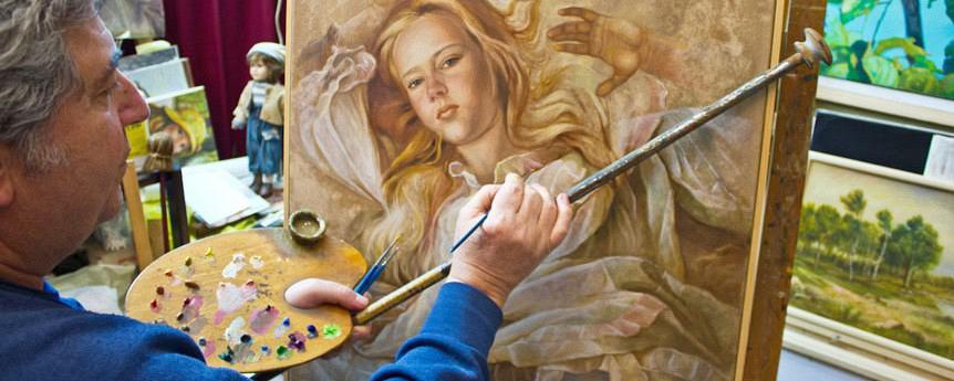 George-Polichroniadis_painting